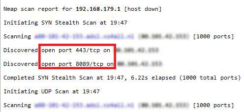 nmap-scan