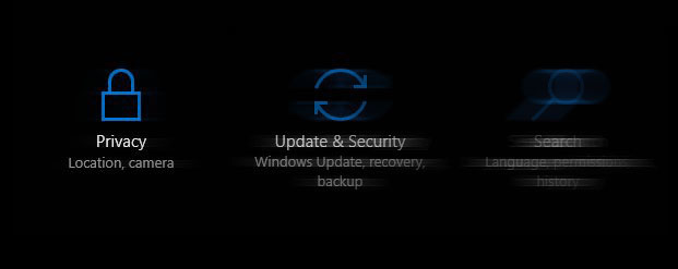 Ikbenstil Windows 10 privacy
