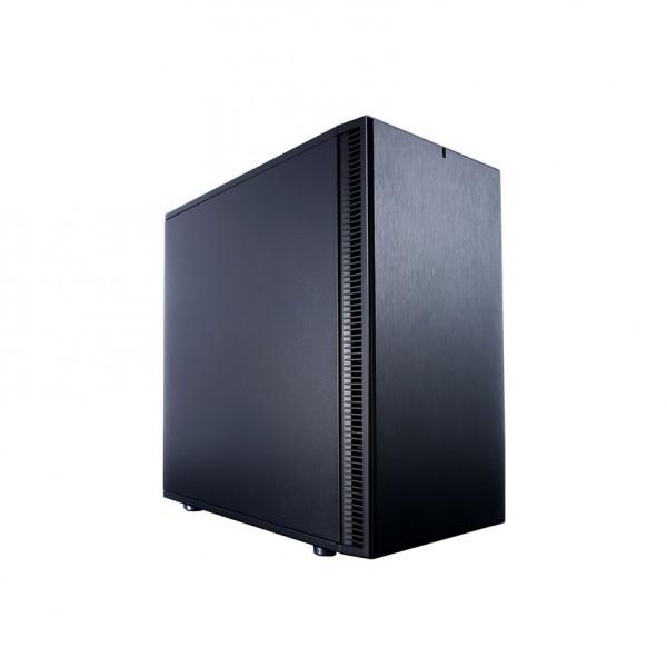 "Ikbenstil Silent PC ""Frikandel"" - Ubuntu OS"