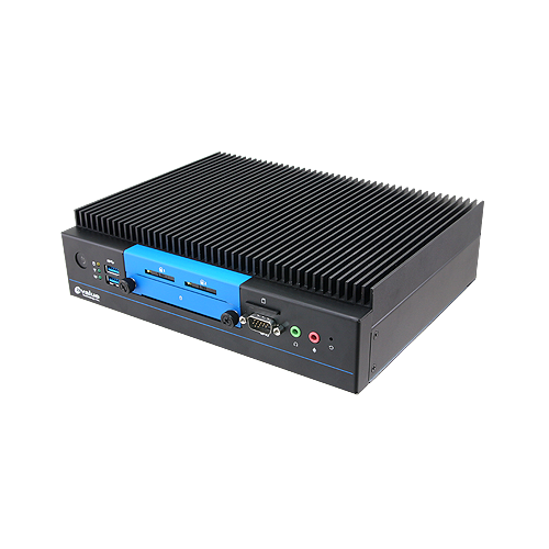 Avalue VMS-APL fanless vehicle pc