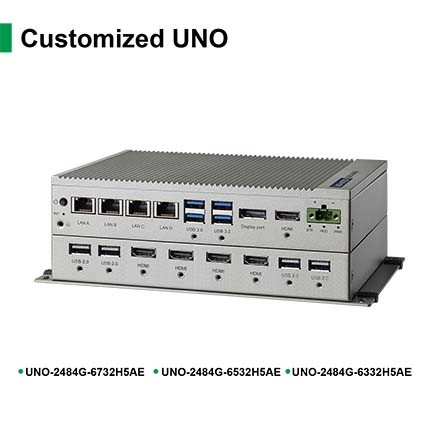 Advantech UNO-2484G embedded automation computer