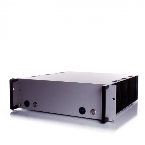 Ikbenstil Industrial 3U DUAL Fanless Workstation