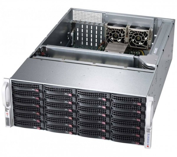 IBS FreeNAS 10GBe Enterprise Storage computer 30TB