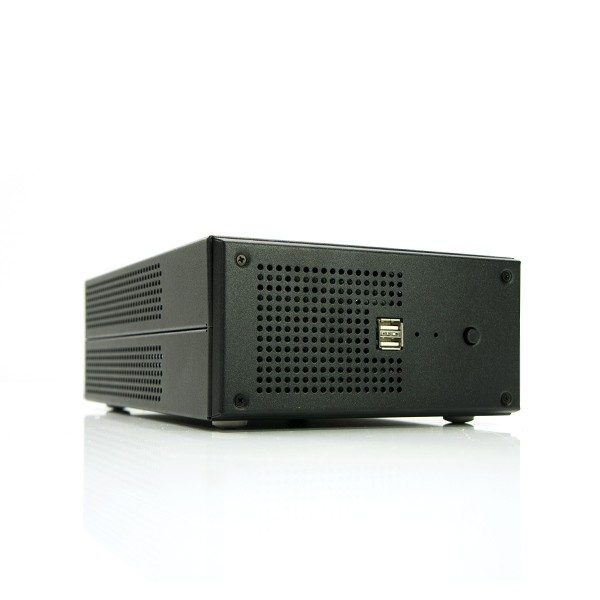 Car PC Professional Intel i7 Power (zwaailichten)