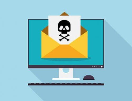 Gevaarlijke-email